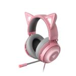 Razer Kraken Kitty Headset Head-band Grey,Pink