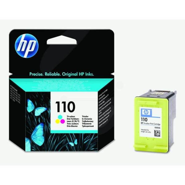 HP CB304AE (110) Printhead color, 55 Fotos 10x15