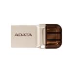 ADATA UC370 16GB USB 3.1 (3.1 Gen 2) Type-A/Type-C Gold USB flash drive
