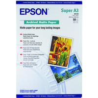EPSON Mat Pap A3+(50) - C13S041340