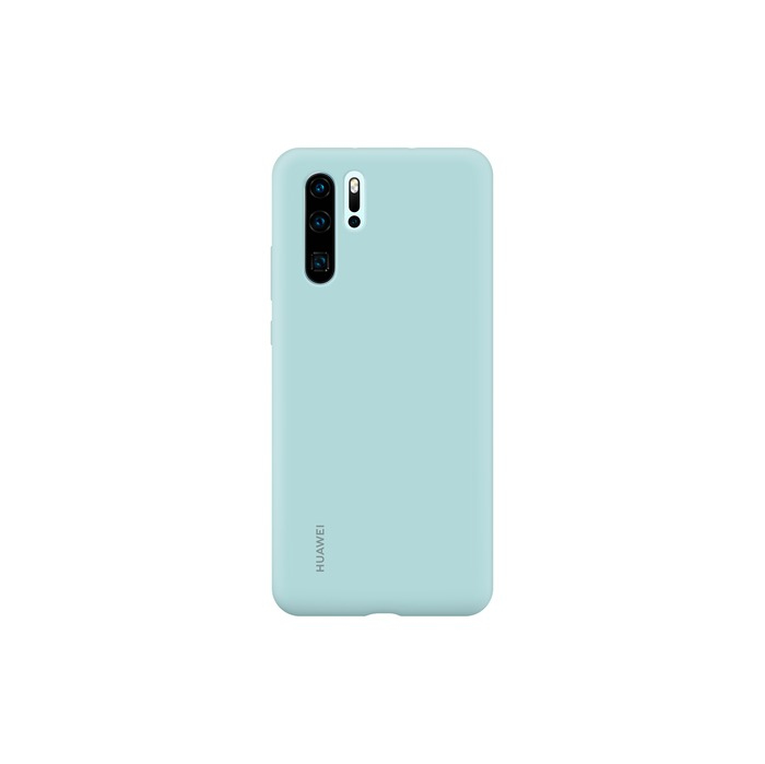 Huawei P30 Pro Silicone Case Lblue