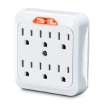 CyberPower GT600L power plug adapter