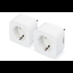 Ednet 84336 smart plug White 2300 W