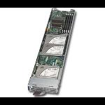 Supermicro MBI-6118G-T81X server barebone Intel® C236 BGA 1667 Grey