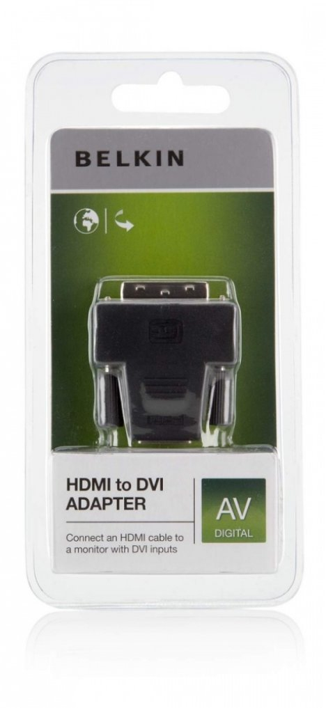 Belkin HDMI to DVI Adapter - (F2E4162CP2)