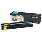 Lexmark X945X2YG Toner yellow, 22K pages