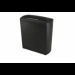 Gear Head PS580SC Strip shredding Black Paper Shredder