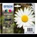 Epson Daisy Multipack 18 4 colores (etiqueta RF)