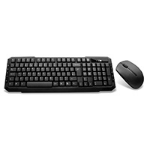 CIT Builder Wireless Keyboard & Mouse Combo Set Black