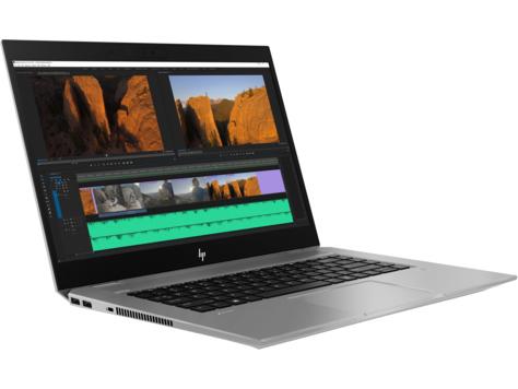 HP ZBook Studio G5 Silver Mobile workstation 39 6 cm (15 6