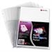 Rexel Nyrex™ Heavy Duty Extra Capacity Pockets (5)
