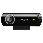 Creative Labs Chat HD Webcam 1280 x 720pixels USB 2.0 Black