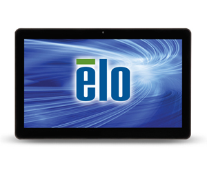 "Elo Touch Solution E021201 1.7GHz 15.6"" 1920 x 1080pixels Touchscreen Black POS terminal"
