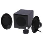 Microlab FC 50 2.1channels 54W Black speaker set