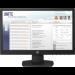 "HP V197 computer monitor 47 cm (18.5"") WXGA LED Flat Black"