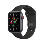 Apple Watch SE OLED 44 mm Grey 4G GPS