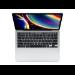 """Apple MacBook Pro Portátil Plata 33,8 cm (13.3"""") 2560 x 1600 Pixeles Intel® Core™ i5 de 10ma Generación 16 GB LPDDR4x-SDRAM 1000 GB SSD Wi-Fi 5 (802.11ac) macOS Catalina"""