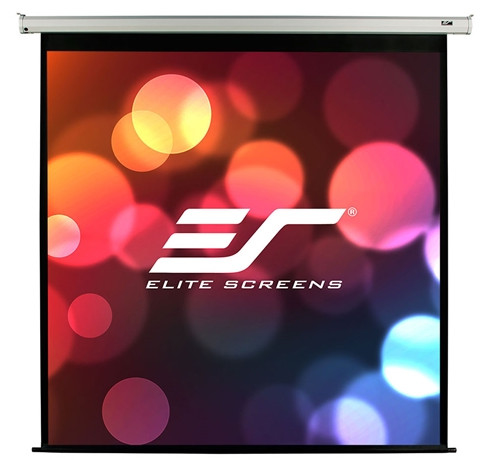 Electric Screen 150in Diag Matte White 4:3 90x120in