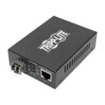 Tripp Lite N785-P01-LC-MM1 network media converter 1000 Mbit/s 850 nm Multi-mode Black