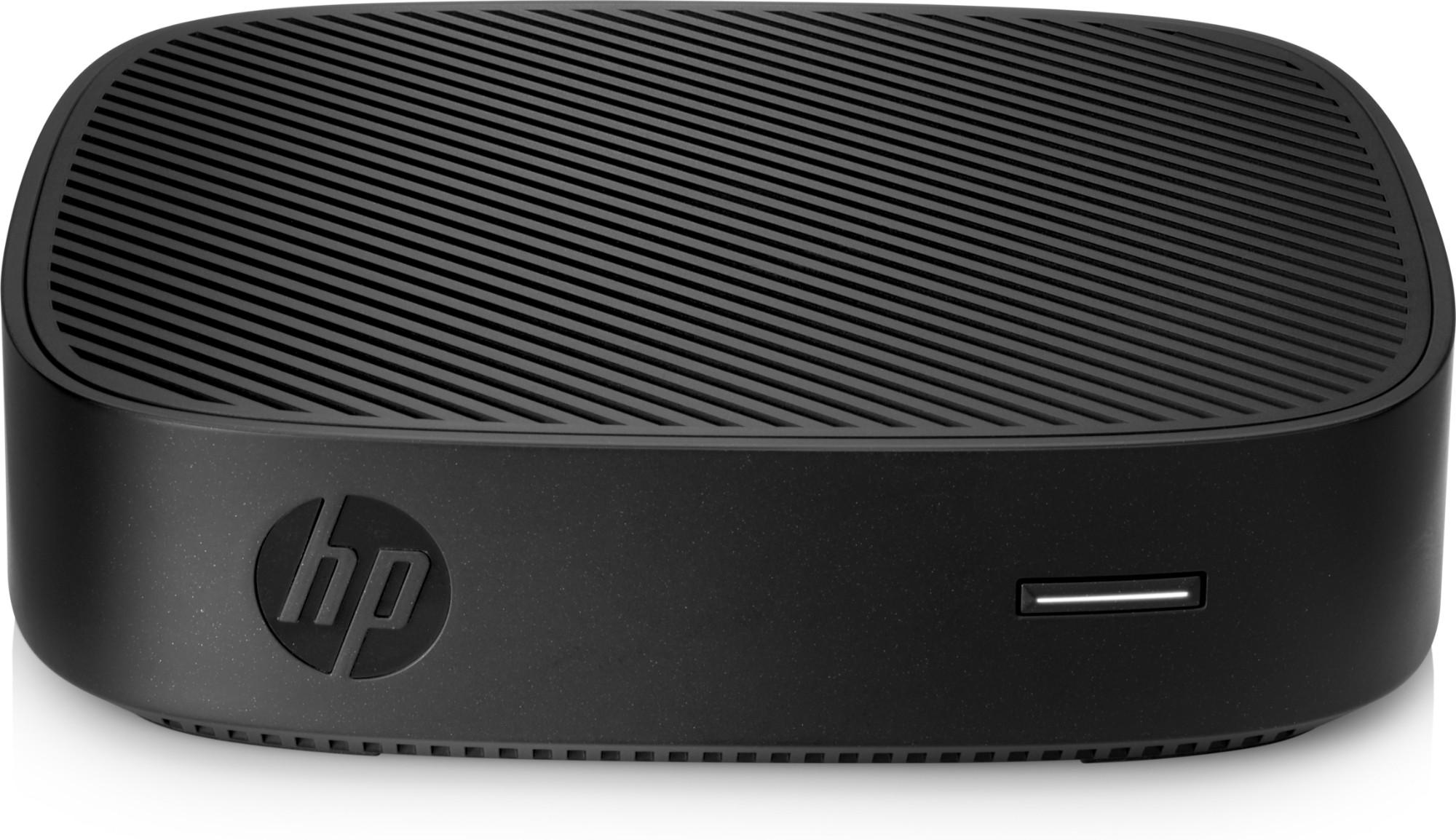 HP t430 Thin Client (2UE29AV) 1,1 GHz N4000 Negro ThinPro 740 g