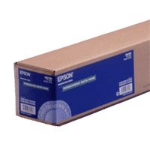 "Epson Doubleweight Matte Paper Roll, 36"" x 25 m, 180g/m²"