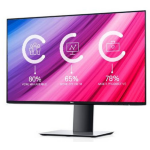 "DELL UltraSharp U2419H LED display 60.5 cm (23.8"") Full HD Flat Matt Silver"