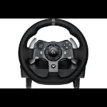 Logitech 941-000122 Ruedas + Pedales PC,Xbox One Negro control de juego