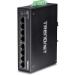Trendnet TI-G80 switch Unmanaged L2 Gigabit Ethernet (10/100/1000) Black