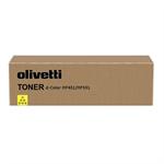 Olivetti B0819 Toner yellow, 30K pages