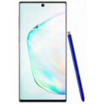 "Samsung Galaxy Note10 4G 16 cm (6.3"") Dual SIM USB Type-C 8 GB 256 GB 3500 mAh Multicolour Refurbished N10256GBAGLWNORTRAVATDS"