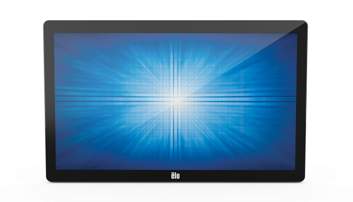 "Elo Touch Solution 2202L touch screen monitor 54.6 cm (21.5"") 1920 x 1080 pixels Black Multi-touch Tabletop E126096"