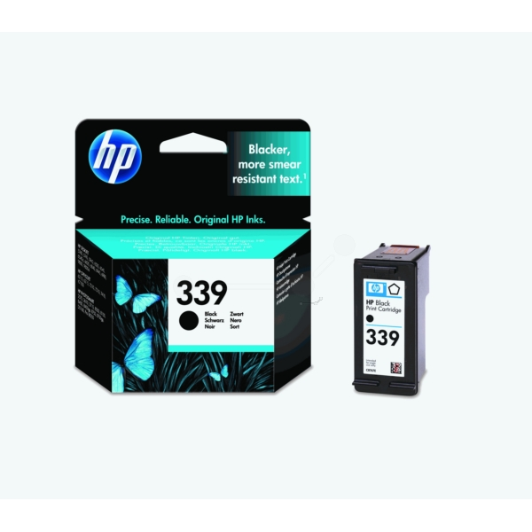 HP C8767EE (339) Printhead black, 860 pages, 21ml