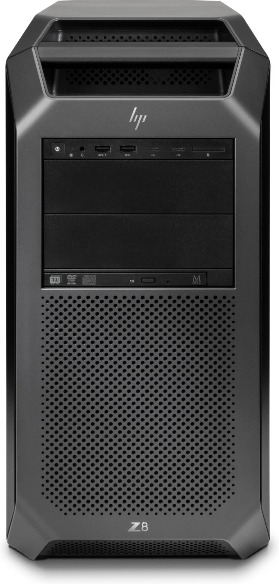 Workstation Z8 G4 Tower - X4108 - 64GB RAM - 1TB SSD - Win10 Pro