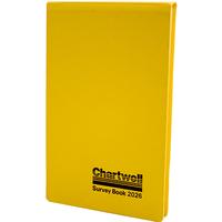 Chartwell L SURVEY BK 5X8IN FIELD 2026