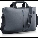 "HP K0B38AA notebook case 39.6 cm (15.6"") Briefcase Grey"