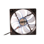 Prolimatech Blue Vortex 14 LED Computer case Fan