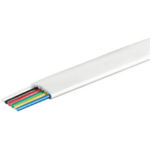 Microconnect MPK100-6CCAW 100m White telephony cable