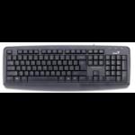 Genius KB-110X keyboard PS/2 Black