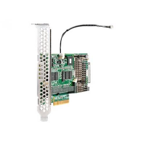 Hewlett Packard Enterprise 761872-B21 PCI Express 12Gbit/s RAID controller