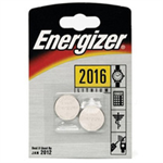 Energizer CR2016 Lithium 1.5V non-rechargeable battery