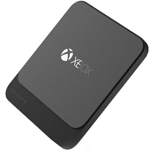 Seagate STHB500401 external solid state drive 500 GB Black
