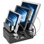 Tripp Lite U280-005-ST charging station organizer Desktop mounted Black