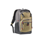 "Wenger/SwissGear Priam 16'' notebook case 40.6 cm (16"") Backpack Brown, Grey"