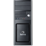 Wortmann AG TERRA PC-BUSINESS 7000 SILENT+ GREENLINE i7-9700 Midi Tower 9th gen Intel® Core™ i7 8 GB DDR4-SDRAM 500 GB SSD Windows 10 Pro Black