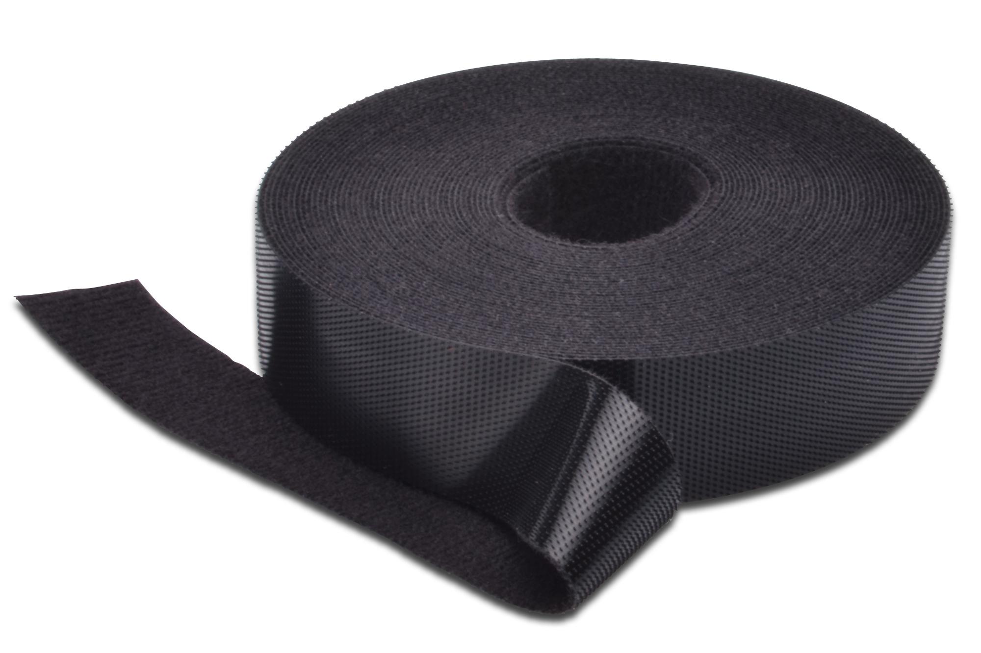Digitus DN-CT-10M-20 cinta adhesiva Negro 1 pieza(s)