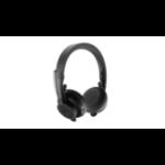 Logitech Zone Wireless Kopfhörer Kopfband Bluetooth Graphit