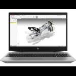 """HP ZBook 15v G5 Silver Mobile workstation 39.6 cm (15.6"""") 1920 x 1080 pixels 2.60 GHz 8th gen Intel® Core™ i7 i7-8850H"""