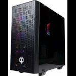 CyberpowerPC GLC2500 PC 3.6 GHz 9th gen Intel® Core™ i7 i7-9700K Black Desktop