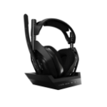 ASTRO Gaming A50 Wireless + Base Station - PS4/PC Headset Head-band Black, Silver