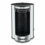 Conair Cuisinart freestanding Pod coffee machine 1cups Black,Stainless steel